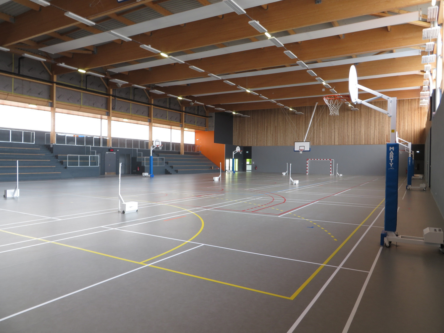 Salle De Sports A Clisson Marty Sports